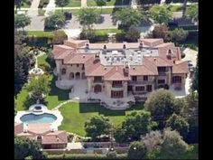 celebrities homes and pics | Celebrity Homes
