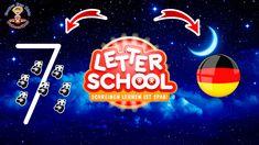 Zahlen schreiben lernen 1 - 10 & LetterSchool Lernspiel App deutsch