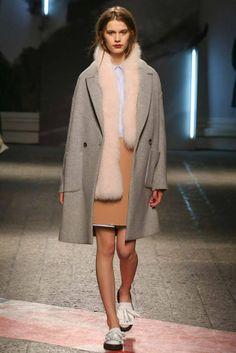 MSGM - Milan Fashion Week - Otoño Invierno 2014/2015 - Fashion Runway
