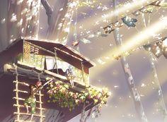 4133x3031 - kuroko tetsuya, kagami taiga, kuroko no basket, trees # original resolution