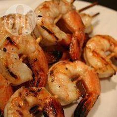 Camarones agridulces @ allrecipes.com.mx