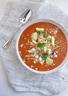 Tortilla Soup - Sacramento Street