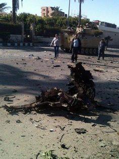 Atentado deixa ao menos 4 mortos no Sinai (foto: EPA)