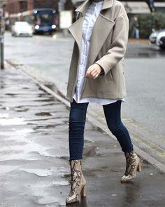 Outfit Scarpe Pitonate: I Modelli di Tendenza per Inverno ...