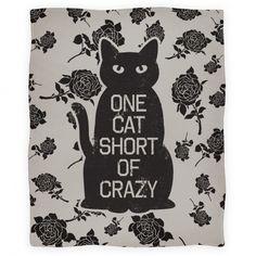 One+Cat+Short+of+Crazy