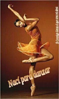 Nací para danzar