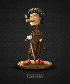 Pinocho // Plataforma K by Jimmy Cudriz