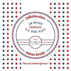 💈COFFRET EN ÉDITION LIMITÉE💈 « POUR NOS MINOTS INFERNAUX ! » 🔵⚪️🔴• LE BAISER FRANÇAIS S'ASSOCIE AVEC PEPPER D LE N°1 DE L'IMPRESSION ATYPIQUE DANS LE SUD • 🔵⚪️🔴 À retrouver sur :  www.unbaiserfrancais.fr ~