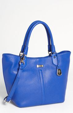 Love this bag -  Cole Haan Triangle - Small Leather Tote available at #Nordstrom