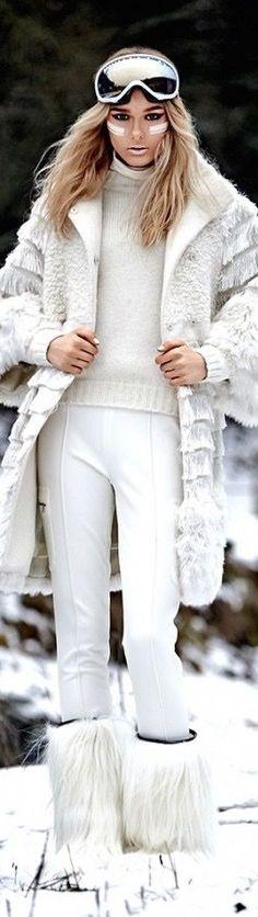 Henrieta M for Harpers Baazar l Feb. 2015 l Ria Ski Fashion, Fashion News, Ski Bunnies, Bunny, Popular News, Ski Wear, Apres Ski, Winter House, Fashion Quotes