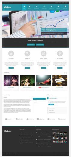 Reborn, Premium WordPress Multipurpose Business Theme