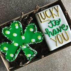 Patrick's Day Crafts and Decoration Everybody in Your Household Will Love St Patrick's Day Cookies, Cute Cookies, Easter Cookies, Holiday Cookies, Cupcake Cookies, Sugar Cookies, Irish Cookies, Iced Cookies, Set Cookie