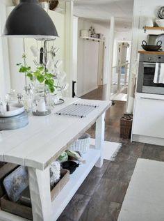 Shabby Chic Interiors: Bancone fai da te in cucina   My dream house ...