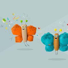 🌺🌸🌼Butterflies poster for a school class in Berlin Karlshorst ;) ... Liebe Lehrer, schreibt uns hier und bekommt mit etwas Glück euer eigenes Maskottchen-Poster ;) Jeden Monat geht eins raus. 🍀🍀🍀#nino #Maskottchen #Lehrer #Klasse #Schule #polymerclay #mixedmedia #fimo #fimocreations #handmade #clay #fimoclay #butterfly #schmetterling #character #characterdesign #characters #illustration #illustrations #drawing #picame #dribble #supplyanddesign #designspiration #behance #thedesigntipp…