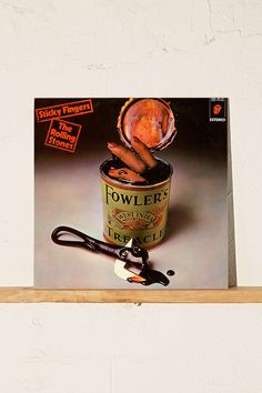 The Rolling Stones - Sticky Fingers Limited Edition 2XLP