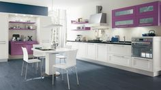 Georgia - Modern Kitchens - Lube Official Website