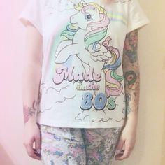 My Little Pony pajamas ✨