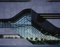 Image 10 of 31 from gallery of Pierres Vives / Zaha Hadid Architects. Photograph by Helene Binet