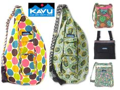 Kavu bags from Palmetto Moon! I want!!!!