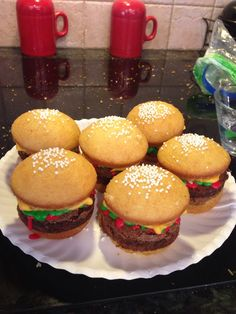 Cheeseburger Cupcakes#All#Trusper#Tip