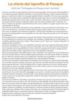 Testi sulla Pasqua per la Scuola Primaria | PianetaBambini.it Problem Solving, Coding, Easter, Classroom, Teaching, Words, Aurora, Decorations, Studio