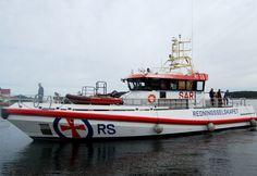 RS 150 'Odin' stationed at Havøysund