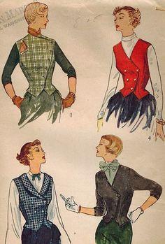 Great 1950's pattern