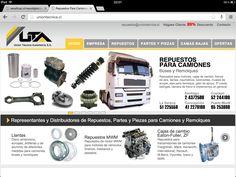Diseño de sitio web para Unión Técnica Automotriz http://www.nexodigital.cl