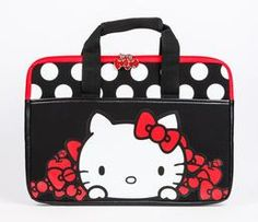 "Hello Kitty 15"" Laptop Sleeve: Dot"