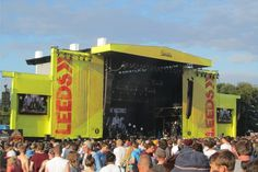 Leeds Festival Stage Stage Design, Leeds, Amazing Places, Concerts, Festivals, Summer Time, Places Ive Been, The Good Place, Times Square