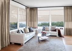 Custom Window Shades, Blinds, Drapes, and Shutters Solar Shades, Curtain Styles, Custom Window Treatments, Shades Blinds, Drapes Curtains, Drapery, Window Coverings, The Help, Small Spaces
