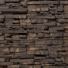 Finally, there is a no mortar no mess, easy-to-install stone veneer. You can add ClipStone to virtually any wall space on your home. Stone Veneer, Stone Masonry, Stone Siding, Manufactured Stone, Trek Deck, Building Materials, Home Depot, Stone Panels, House Projects