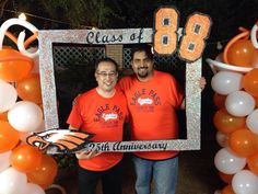 memorial board ideas for class reunions High School Class Reunion, 10 Year Reunion, Class Reunion Ideas, School Reunion Decorations, Reunion Centerpieces, Class Reunion Invitations, Photo Booth Frame, Event Planning, Party Ideas
