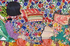 Naomi Okubo via Pattern People