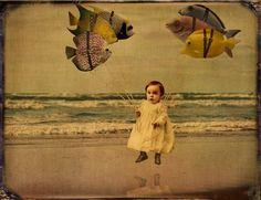 Flying Fish - Corinne Geertsen