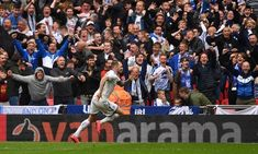 James Norwood puts Tranmere Rovers back in the football league. He seems rather pleased, as do we. Tranmere Rovers, Wrestling, Football, Sports, Lucha Libre, Soccer, Hs Sports, Futbol, Tranmere Rovers F.c.