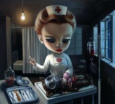 A Stitch In Time - XUE WANG