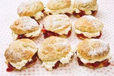 "The Ultimate Scone Recipe Guide - How to Make All Kinds of Scones  By Lindsey Goodwin  Updated 03/14/17. -****This could also be titled ""How to Get to Heaven One Lovely Bite at a Time"" - Brandon and Co."