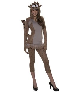 regular show rigby adult womens costume exclusively at spirit halloween my costume for this year i dont know if i could pull it off as attractively as - Spirit Halloween Locations Michigan