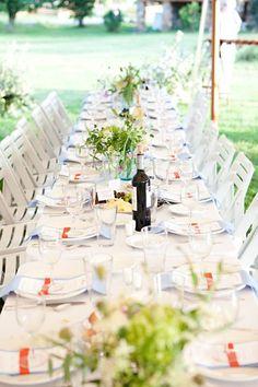 Photography: Kellan Studios - kellanstudios.com/ Flowers: Emily Thompson Flowers - emilythompsonflowers.com  Read More: http://www.stylemepretty.com/2011/06/29/rustic-virginia-wedding-by-kellan-studios/