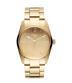 Get rid of your Micheal Kors watch and trade it in for the Downtown Watch - Roxy!