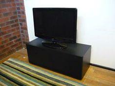 Volani Media Unit Save £364 Now £299 Was £663 Volani Media Unit  Black-stained oak veneer  H41 x W103 x D38.5 CM