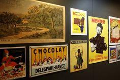 Le musée gourmand du Chocolat - Choco-Story - The gourmet #chocolate museum - Publicités _ Advertising
