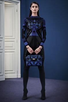 Versace défilé pré-collections automne-hiver 2015-2016 #mode #fashion