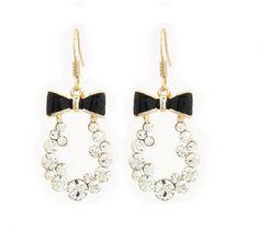 Omega Deals,oorbellen,sieraden,fashion jewelry, mode accessoires, accessoires,accesories,earrings,strik oorbellen