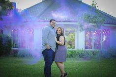 Colored smoke bomb engagement and wedding photography Engagement Photography, Engagement Session, Engagement Photos, Wedding Photography, Wedding Photos, Wedding Day, Colored Smoke, Rehearsal Dress, Concert