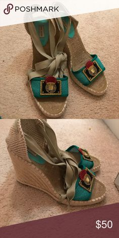 Marc jacobs very cute spadrilles Very comfortable, like new Marc Jacobs Shoes Espadrilles