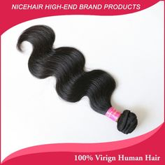 NiceHairSale Cheap 1 Bundles Brazilian Body Wave Virgin Remy Hair Extensions Online Sale Look At A Great Price, Can be Bleached And Dyed To Any Color, Any Style. #HumanHair #VirginHair #RemyHair #CheapBundles #BrazilianHair