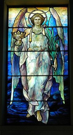 #angel #stained-glass #vitraux