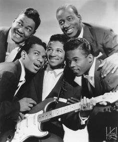 The Midnighters Were A Singing Group From Detroit MI Launched Career Of Lead Singer Hank Ballard And World Wide Dance Craze Twist